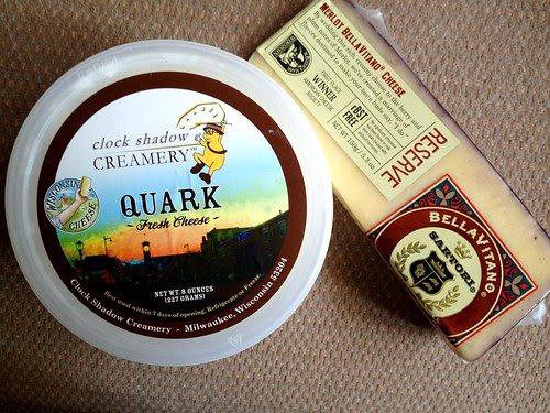 Quark from Clock Shadow Creamery