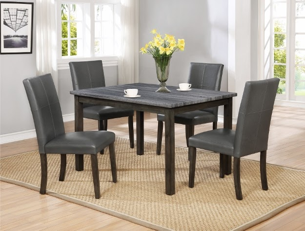 Ideas For Marble Dining Room Table Set pictures