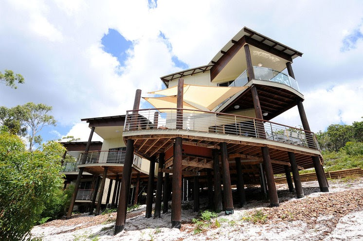 Landon homes new house builder tips to consider stilt homes for Stilt home builders