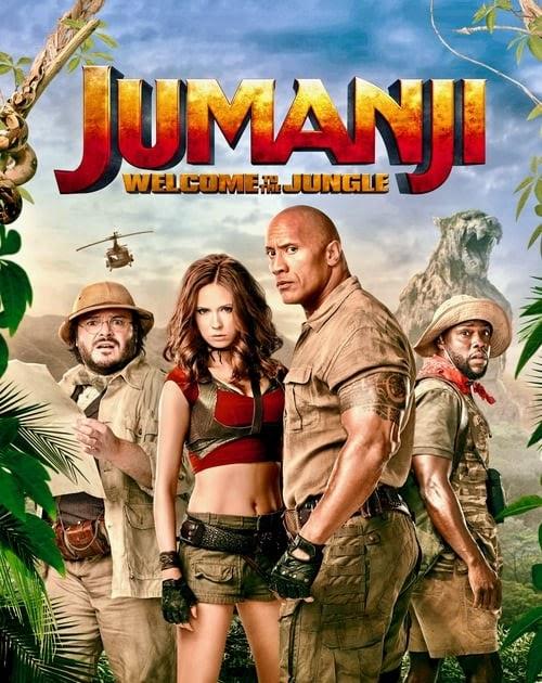 watch jumanji 2017 online free on dailymotion