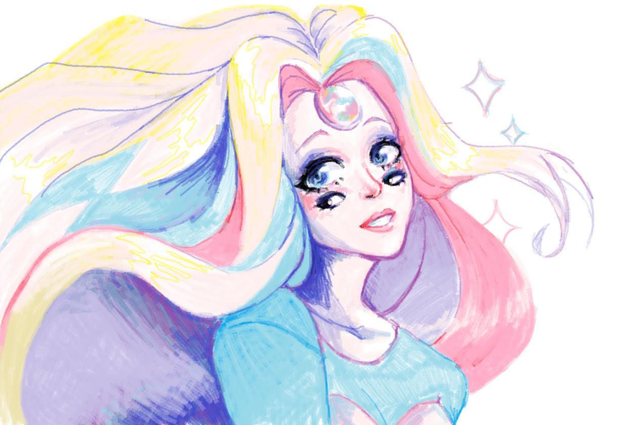Rainbow Quarz