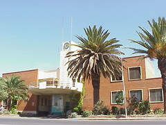 former City Sanitation Office, Asmara, Eritrea