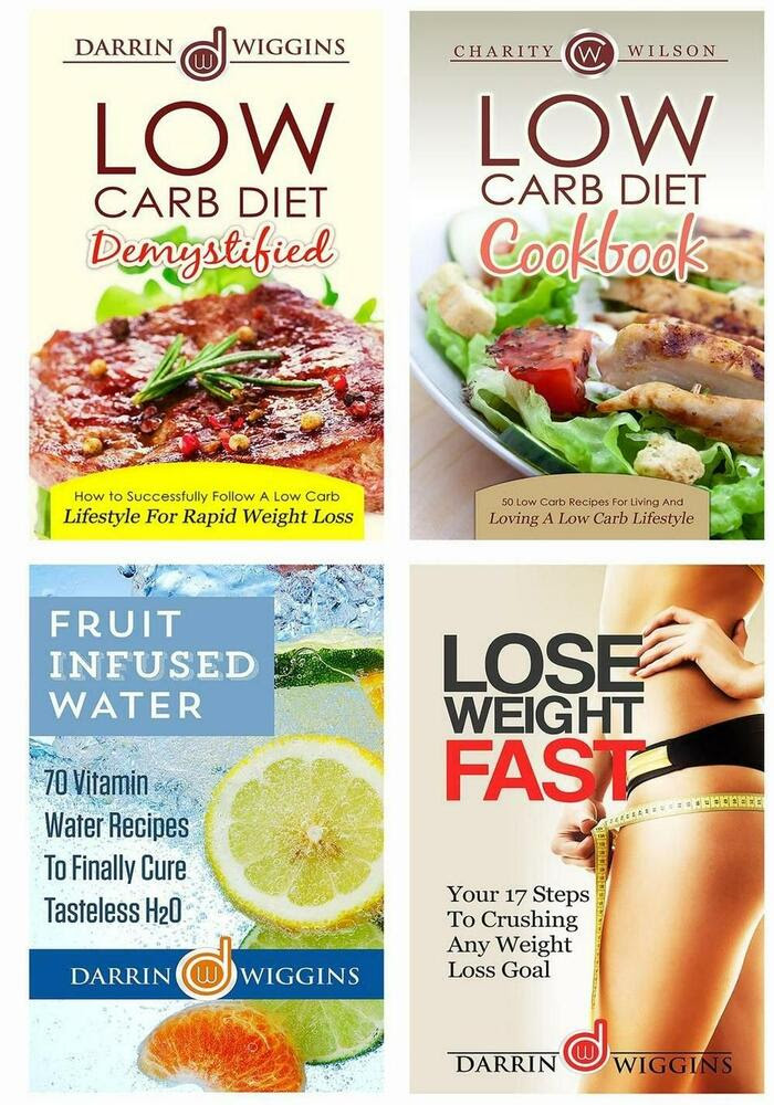Low Carb Diet Box Set: Weight Loss Edition: Low Carb ...