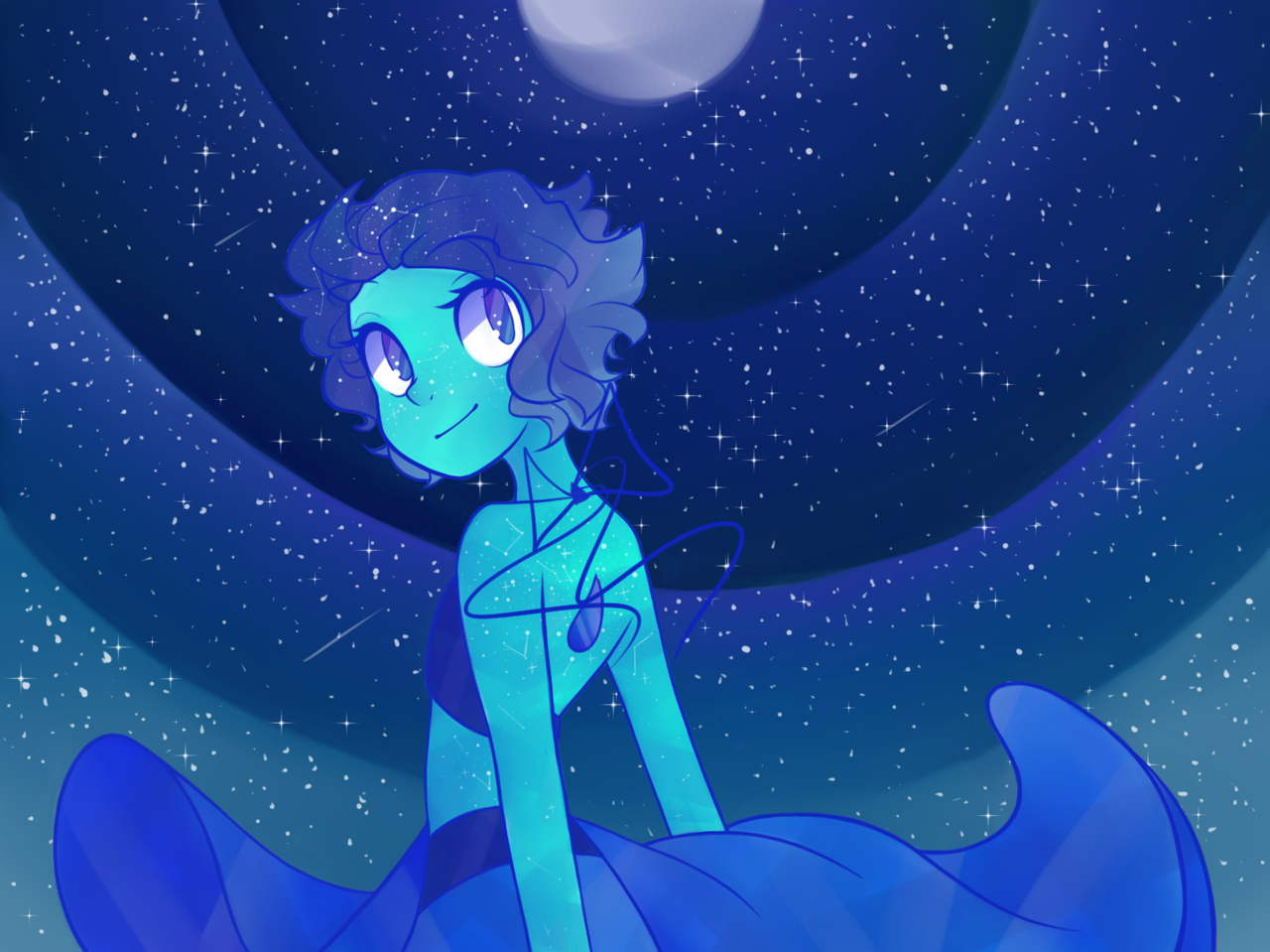 More lapis because I'm gay