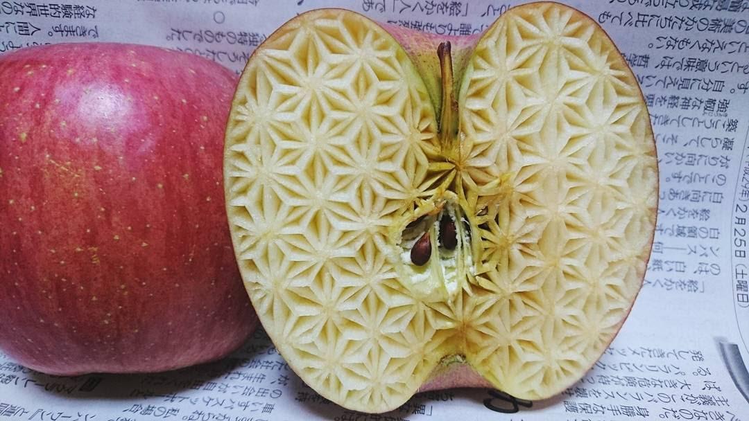 esculturas con comida en japon (2)