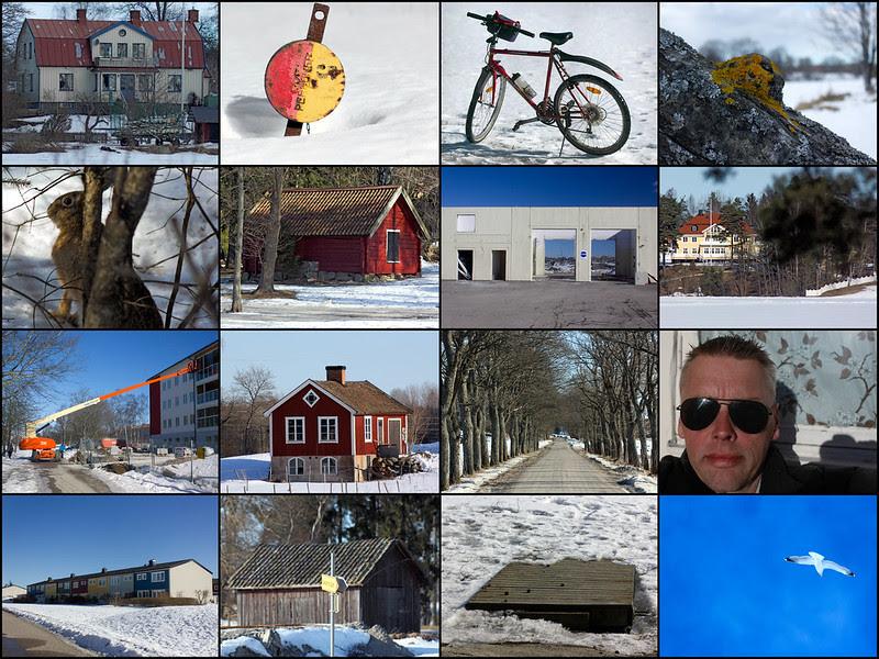 Sixteen Recent snaps