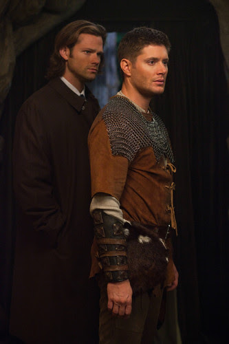 Recap/review of SUPERNATURAL 8x11 'LARP and the Real Girl' by freshfromthe.com