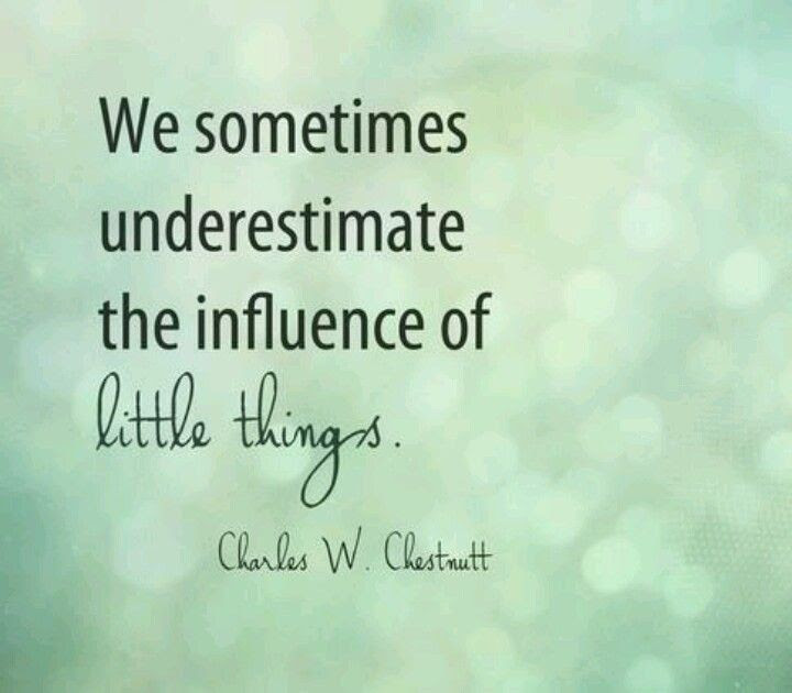 Little Things Quotes Sayings Little Things Picture Quotes