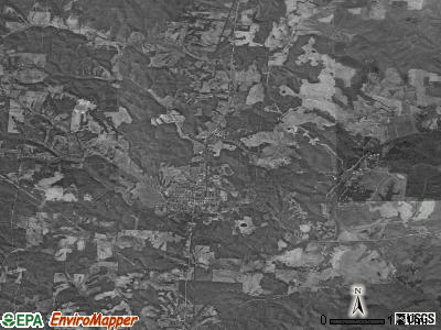 Elk township, Ohio satellite