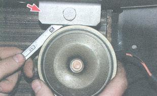 статья про замена и регулировка звукового сигнала на автомобиле ВАЗ 2106
