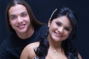 Wesley Safadão e sua ex-mulher, Mileide Mihaile