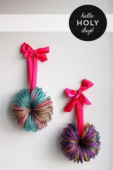 ramadan decor: bangles trinket/ mini wreath. make