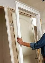Pictures Of How To Install A Split Jamb Prehung Interior Door