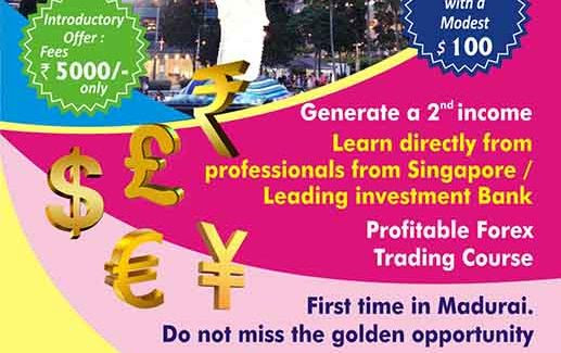 Taxes in Singapore. How is tax applied on day trading income?