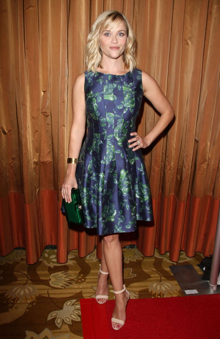 Reese Witherspoon: Colleagues 2014 Spring Luncheon -07
