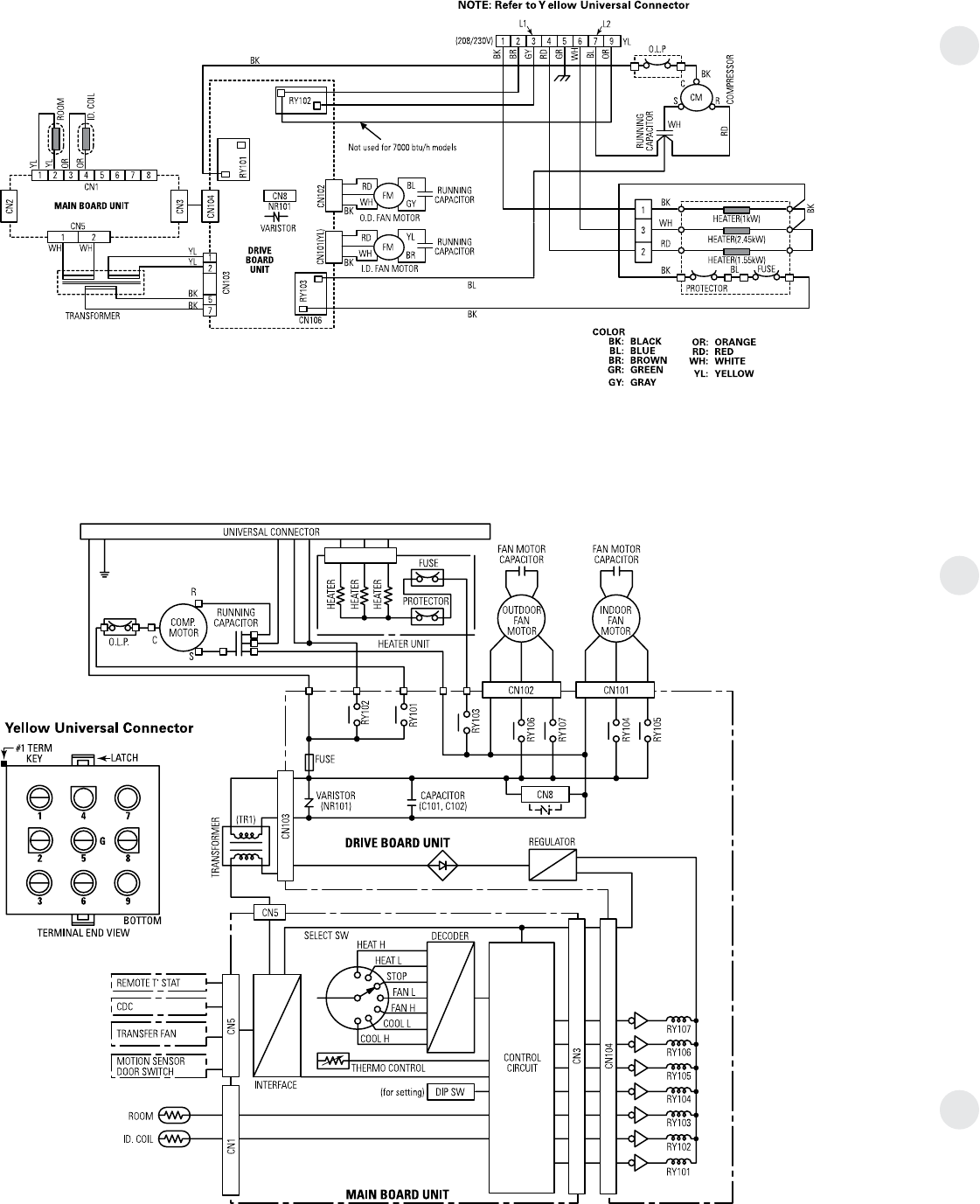 Low Voltage Wiring Diagram For Air Conditioner