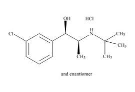 erythro-Hydroxy Bupropion HCl