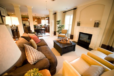 Model house interior design pictures simple home decoration for Model home pictures interior