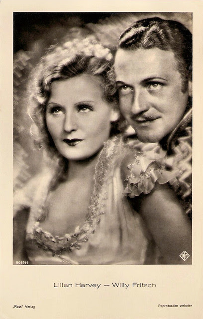 Lilian Harvey, Willy Fritsch