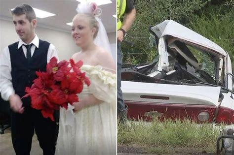 High school sweethearts killed in car crash just minutes