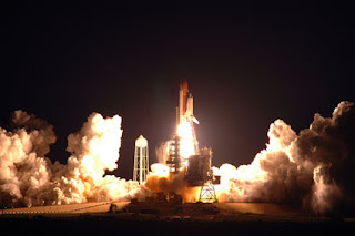 Lanzamiento Endevour STS-123