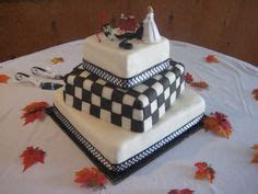 454 best Racing Wedding images on Pinterest   Car themed