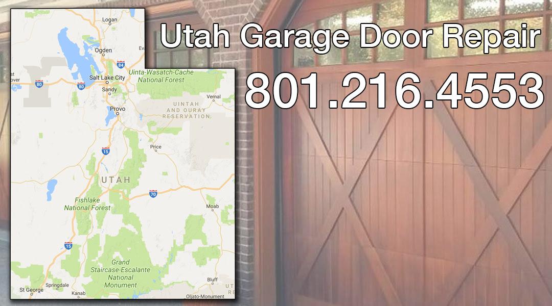 Utah Salt Lake County Garage Door Repair Specialized Garage Doors