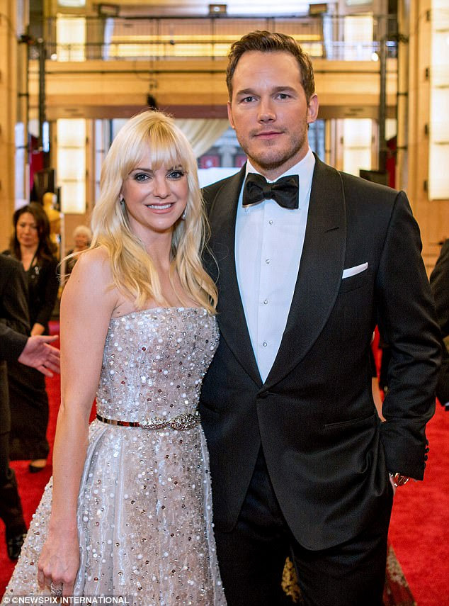 'Know your worth': Anna Faris, 40, has offered further insight into the breakdown of her marriage to Chris Pratt, as she took to the podcast My Favourite Murder on Tuesday