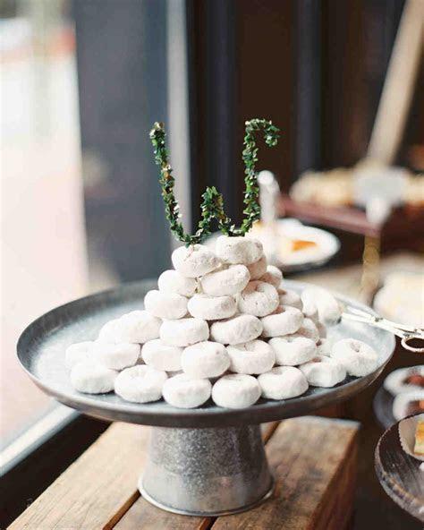 26 Delicious Wedding Cake Alternatives   Martha Stewart