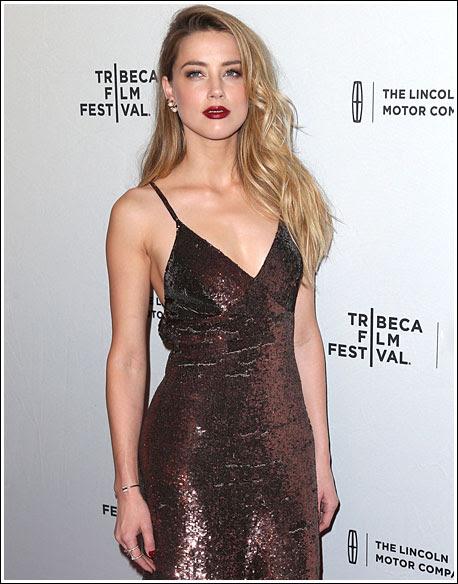 Amber Heard New
