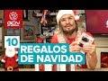 Vídeo de Oscar Pujol con 10 ideas para regalar a ciclistas éstas Navidades
