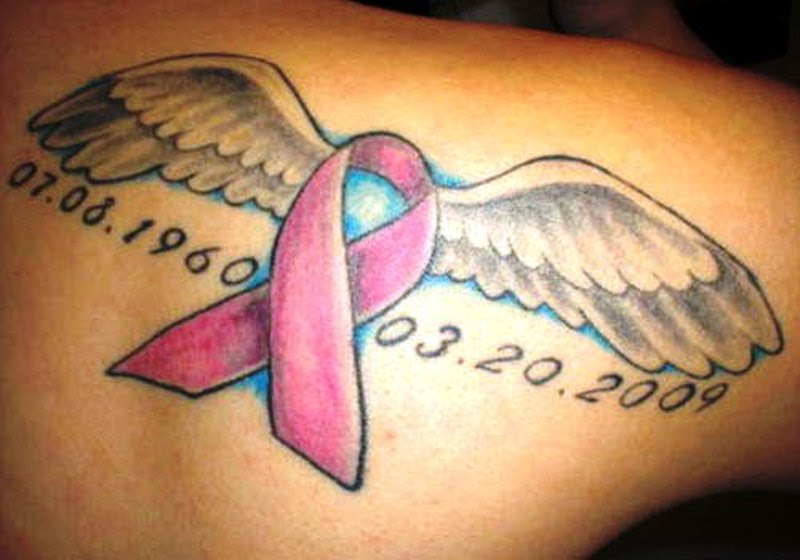 Cancer Memorial Tattoos For Men Tattoos Book 65000 Tattoos Designs
