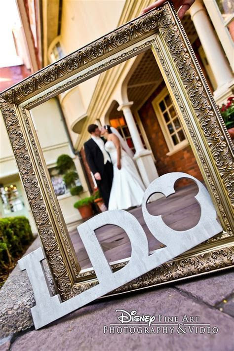 Disney photo and video packages for your wedding   Disney