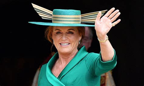 Why Sarah Ferguson invited Andrea Bocelli to sing at