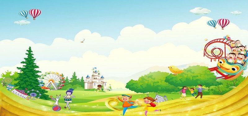 Download 51 Background Anak Tk Kartun HD Terbaru