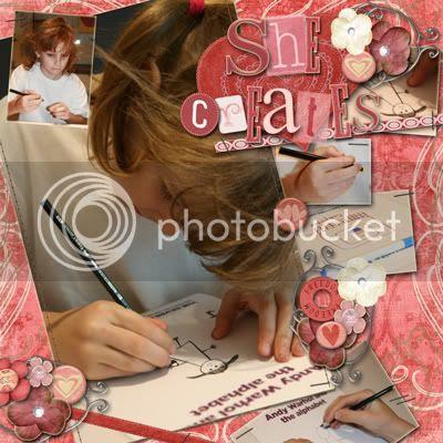 She Creates