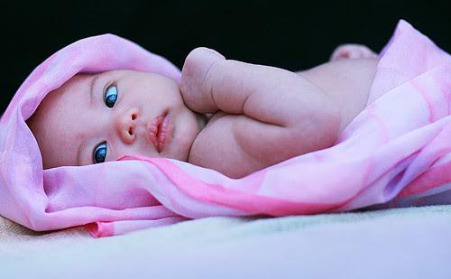 Mia Amani | 25 Days Old