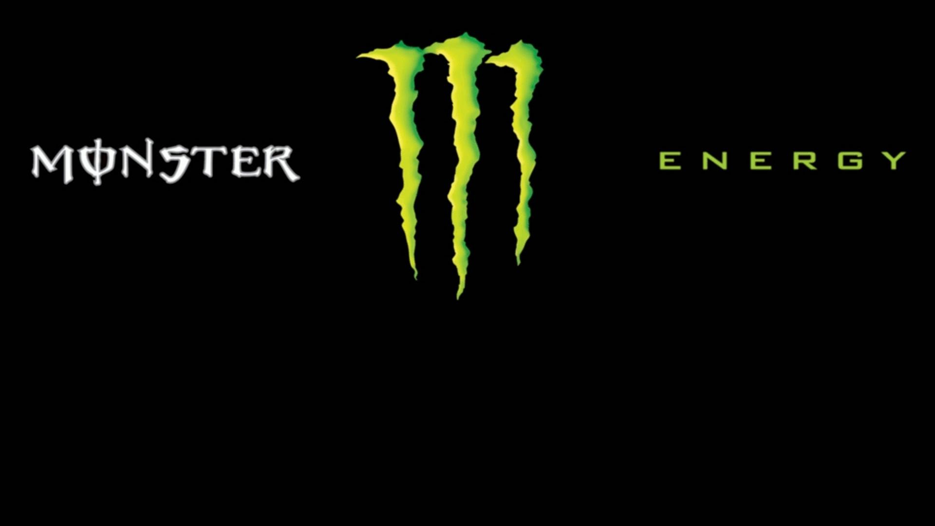 2 x MONSTER ENERGY RACING