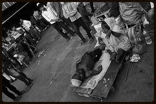 Delhi Beggars Yesterday Today Tomorrow by firoze shakir photographerno1