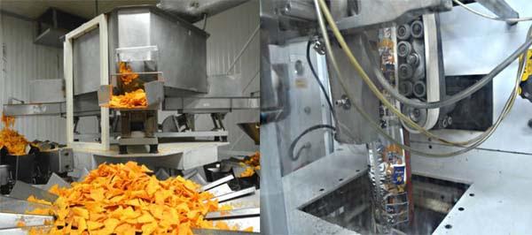 Saiba como é fabricado o Doritos