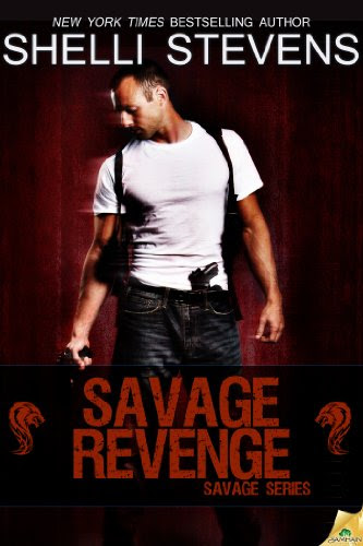 Savage Revenge by Shelli Stevens