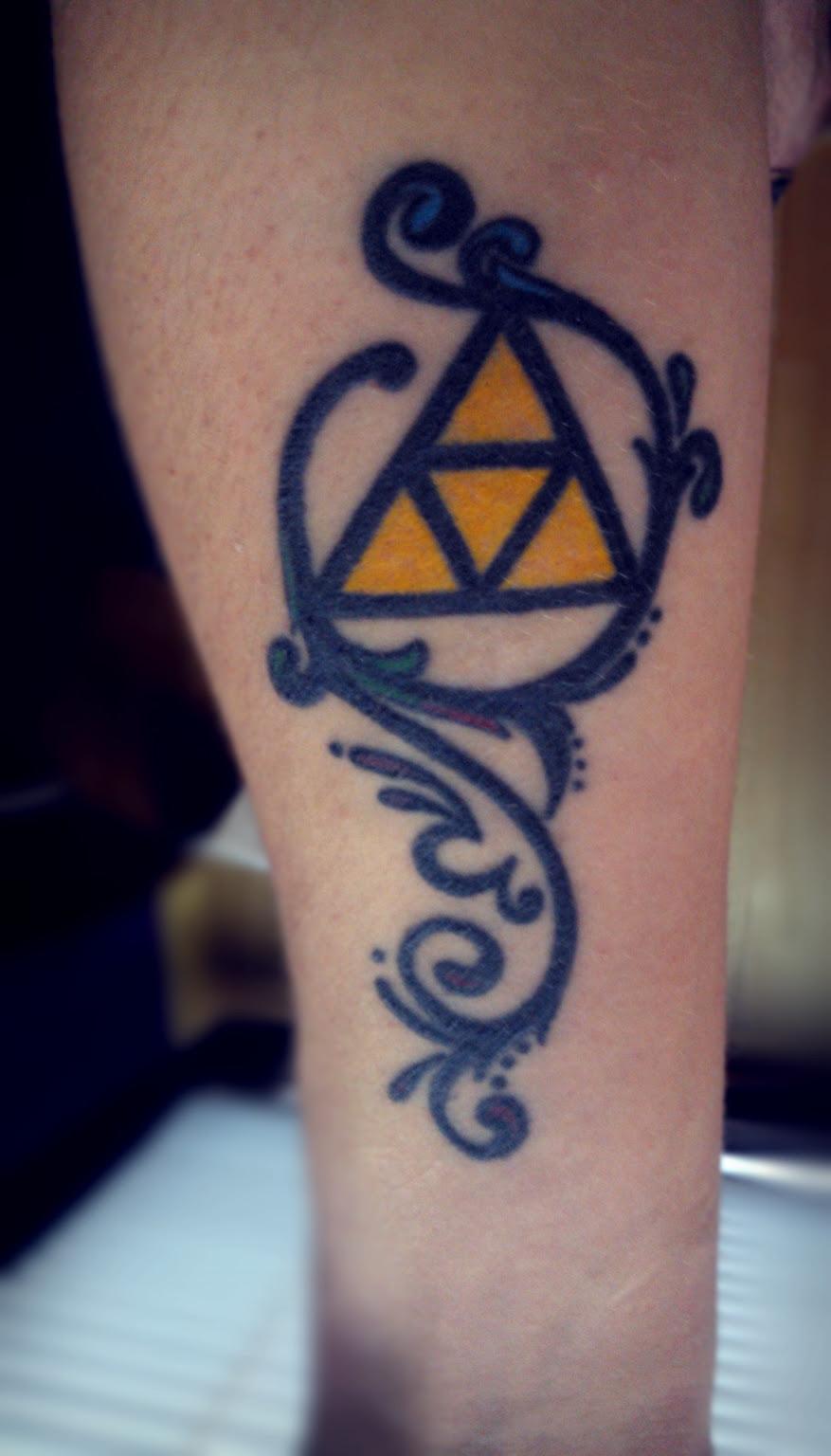 *Zelda*.tattoo by PaCii8 on DeviantArt
