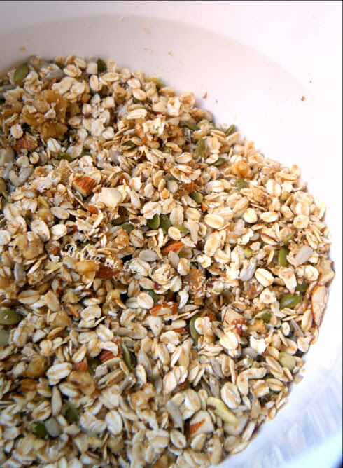 Homemade Granola V2.0 - mix