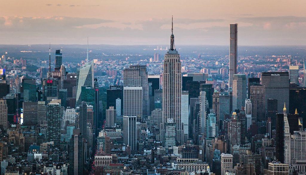 Ga Je Naar New York En Wil Je Maar één Wolkenkrabber Bezoeken Dit