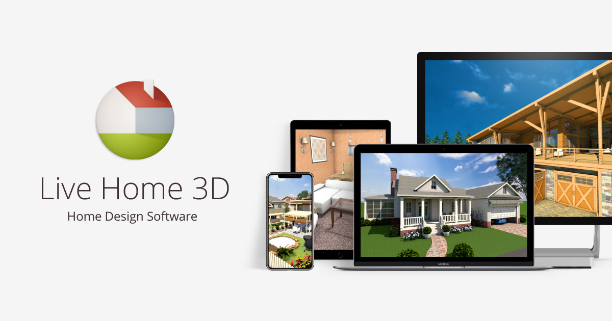 Live Home 3D — Home