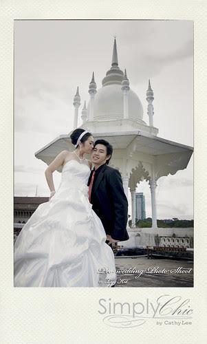May ~ Pre-wedding photography
