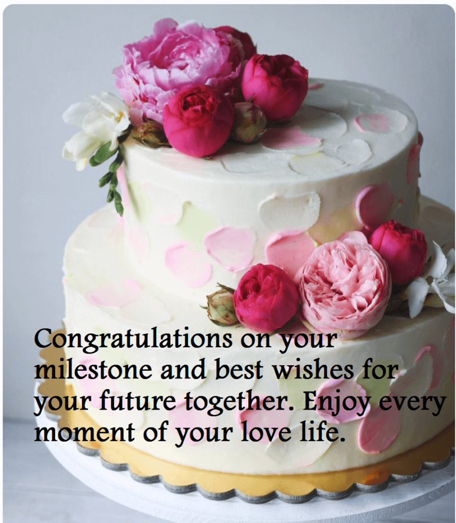 Marriage Anniversary Cake Images For Friend