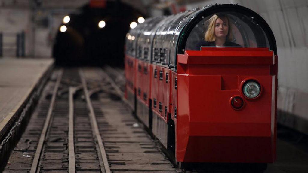 O correio ferroviário subterrâneo de Londres 02