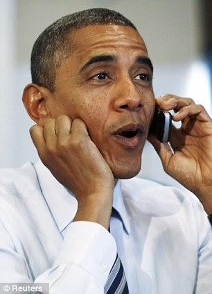 A chamada: Obama fez campanha até o último no dia da eleição