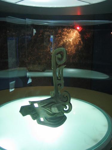Bronze, Sanxingdui, Sichuan, China _4107_mod
